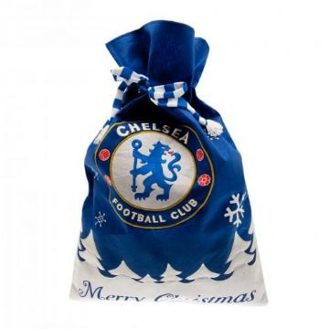 Chelsea FC Luxury Christmas Present Sack
